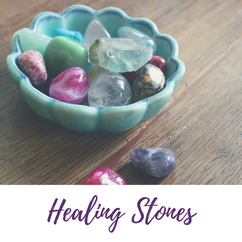 Picture healing stones crystals astrology revelations center bloomington il